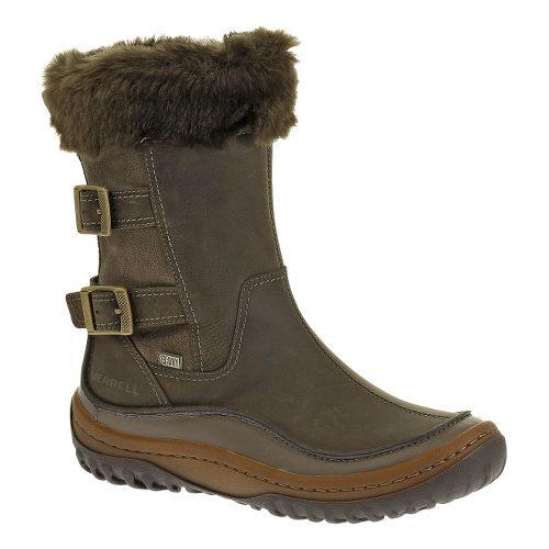 Womens Merrell Decora Chant Waterproof Casual Shoe - Falcon 10