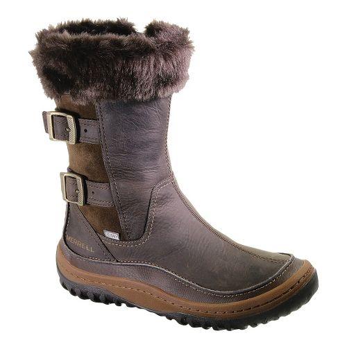 Womens Merrell Decora Chant Waterproof Casual Shoe - Mocha 6.5