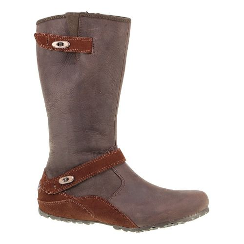Womens Merrell Haven Autumn Waterproof Casual Shoe - Cinnamon 7.5