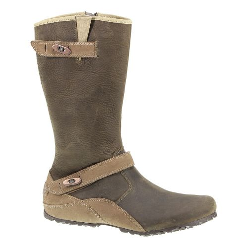 Womens Merrell Haven Autumn Waterproof Casual Shoe - Otter 5.5