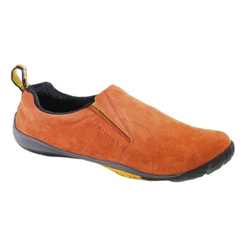 Womens Merrell Jungle Glove Casual Shoe - Orange 5