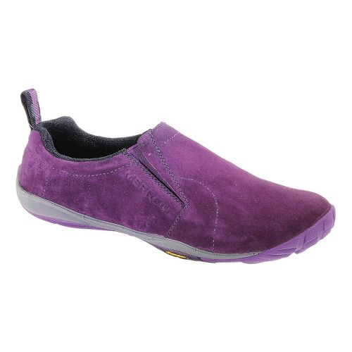 Womens Merrell Jungle Glove Casual Shoe - Purple 8.5