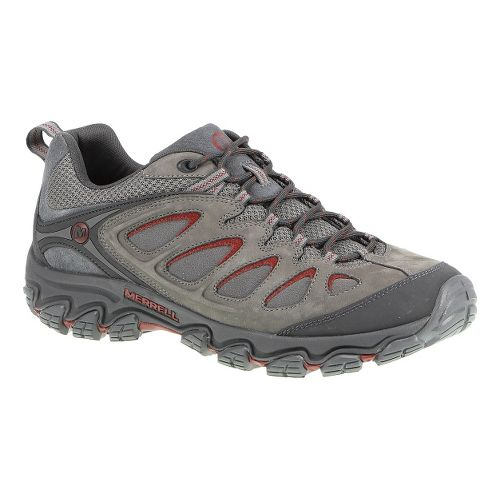 Mens Merrell Pulsate Hiking Shoe - Wild Dove/Castlerock 10