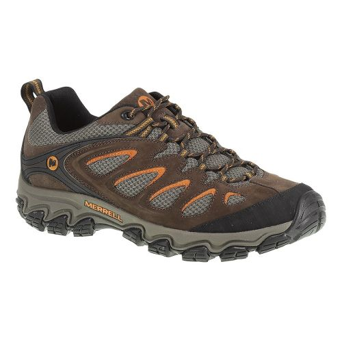 Mens Merrell Pulsate Ventilator Hiking Shoe - Bracken/Boulder 12