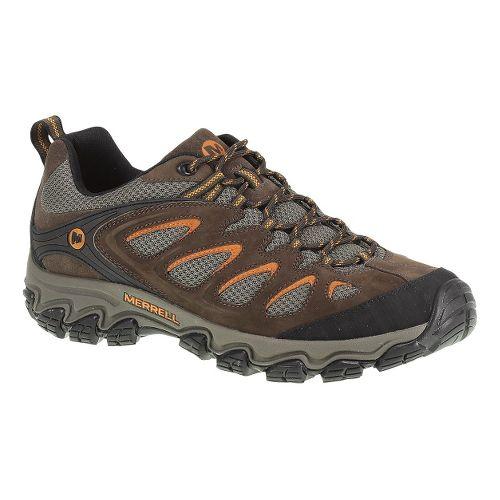 Mens Merrell Pulsate Ventilator Hiking Shoe - Bracken/Boulder 9.5