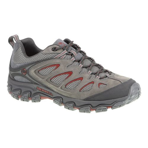 Mens Merrell Pulsate Ventilator Hiking Shoe - Wild Dove/Castlerock 8.5