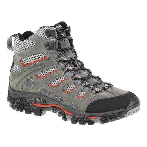 Mens Merrell Moab Peak Ventilator Hiking Shoe - Castlerock 12