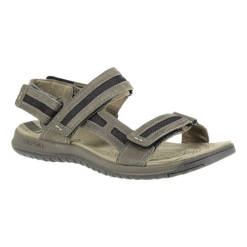 Mens Merrell Traveler Tilt Convertible Sandals Shoe - Boulder 10