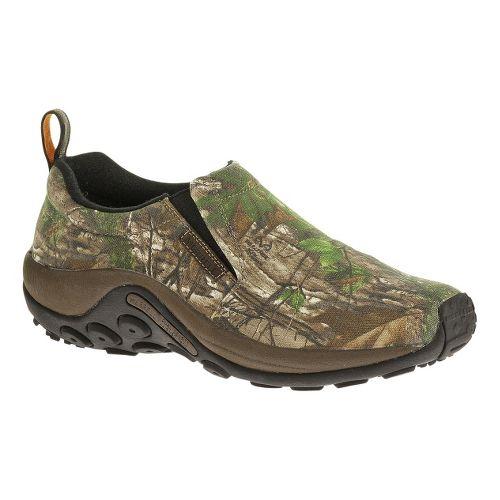 Mens Merrell Jungle Moc Camo Casual Shoe - Camo 9