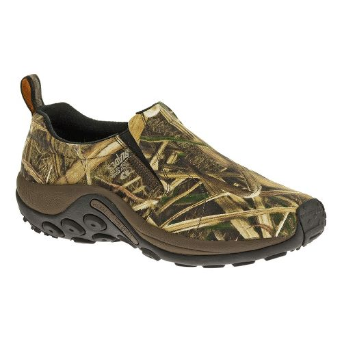 Mens Merrell Jungle Moc Camo Casual Shoe - Mossy Oak Blades 8