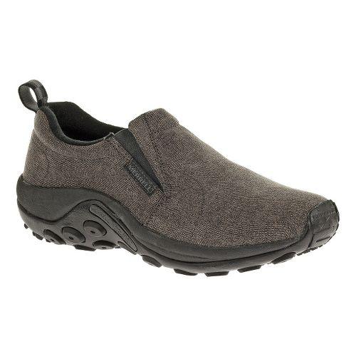 Mens Merrell Jungle Moc Ruck Casual Shoe - Carbon 14