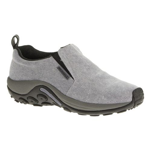 Mens Merrell Jungle Moc Ruck Casual Shoe - Grisaille 7