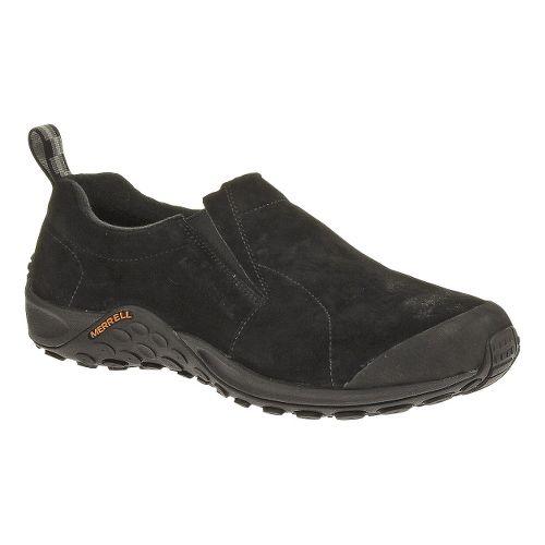Mens Merrell Jungle Moc Touch Casual Shoe - Black 11.5