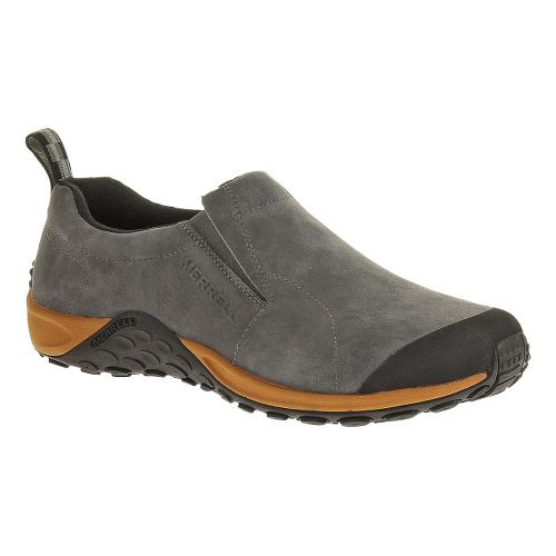 Mens Merrell Jungle Moc Touch Casual Shoe - Castlerock 11