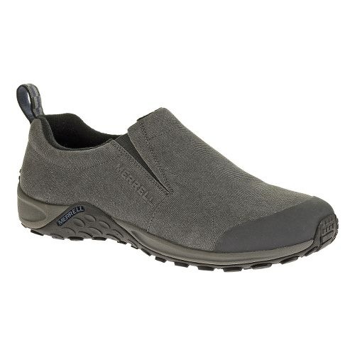 Mens Merrell Jungle Moc Touch Casual Shoe - Granite 8.5