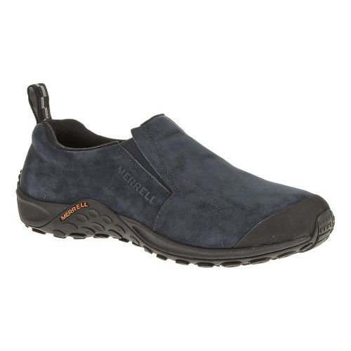Mens Merrell Jungle Moc Touch Casual Shoe - Total Eclipse 12
