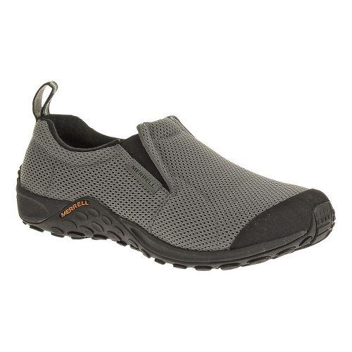 Mens Merrell Jungle Moc Touch Breeze Casual Shoe - Charcoal 12