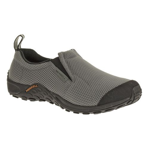 Mens Merrell Jungle Moc Touch Breeze Casual Shoe - Charcoal 7.5