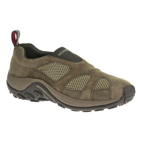 Mens Merrell Jungle Moc Ventilator Casual Shoe - Gunsmoke 13