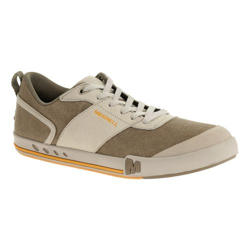 Mens Merrell Rant Knoll Lace Casual Shoe - Brindle 12