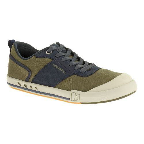 Mens Merrell Rant Knoll Lace Casual Shoe - Beech 14