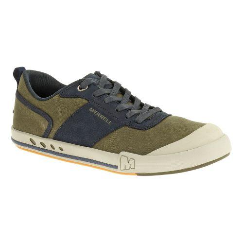 Mens Merrell Rant Knoll Lace Casual Shoe - Beech 8.5
