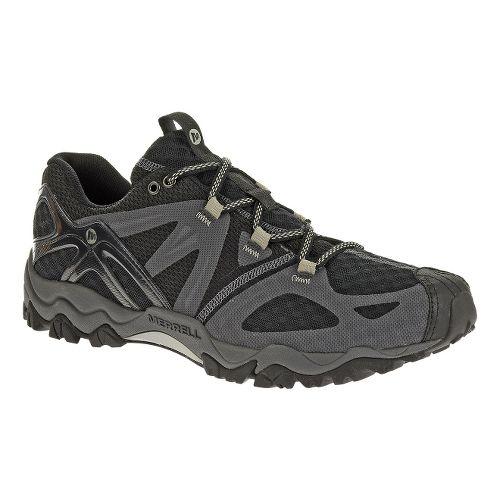 Mens Merrell Grasshopper Air Hiking Shoe - Black 8