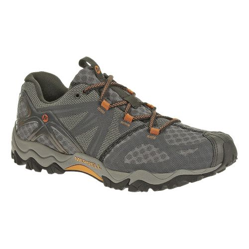 Mens Merrell Grasshopper Air Hiking Shoe - Dark Grey 10.5
