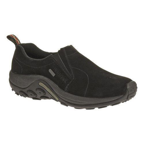 Mens Merrell Jungle Moc Waterproof Casual Shoe - Black 11