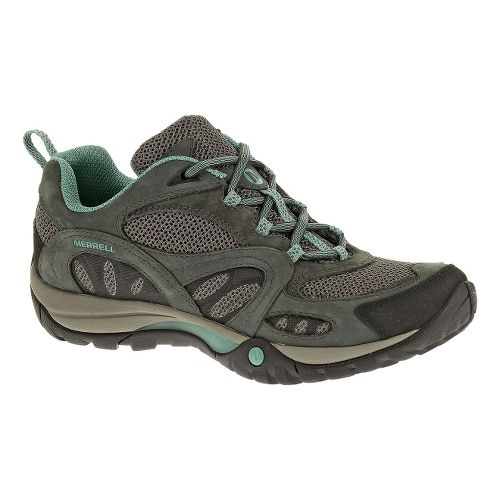 Womens Merrell Azura Hiking Shoe - Castlerock/Mineral 10.5