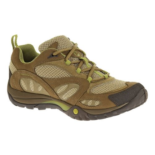 Womens Merrell Azura Hiking Shoe - Kangaroo 7.5