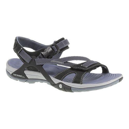 Womens Merrell Azura Strap Sandals Shoe - Black 12