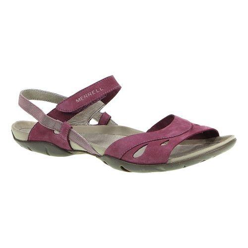 Womens Merrell Flicker Wrap Casual Shoe - Blushing 11