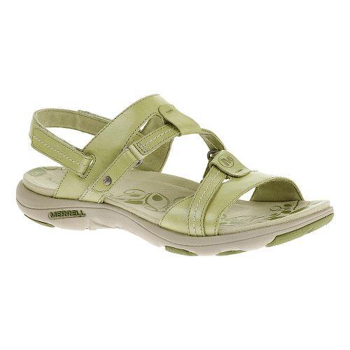 Womens Merrell Swivel Lavish Sandals Shoe - Tea Leaf 6