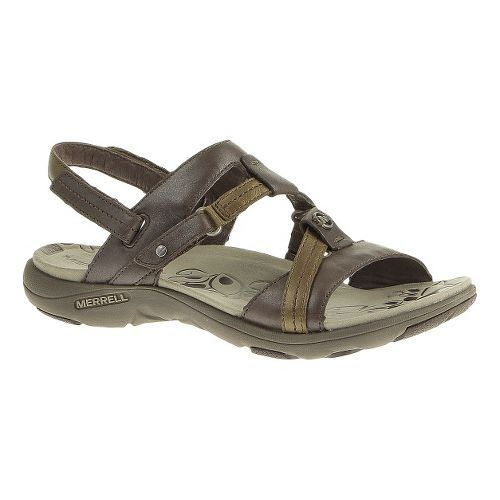 Womens Merrell Swivel Lavish Sandals Shoe - Bracken 7