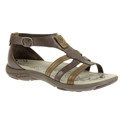 Womens Merrell Cantor Lavish Sandals Shoe - Bracken 10