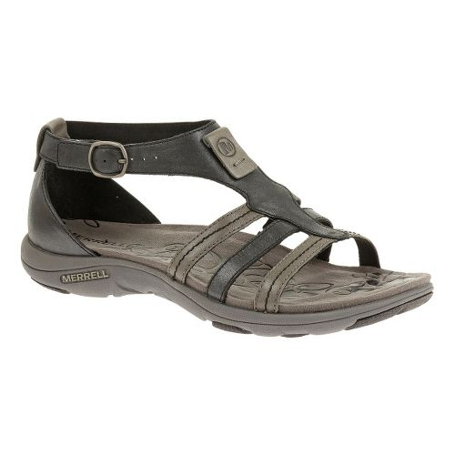 Womens Merrell Cantor Lavish Sandals Shoe - Midnight 9