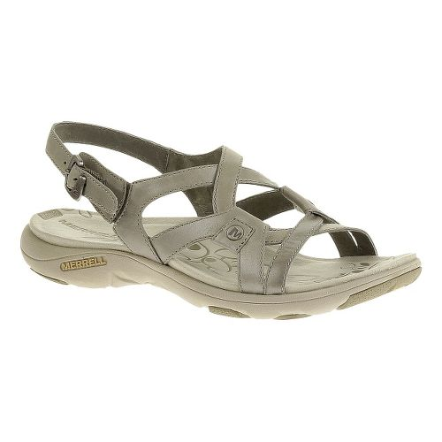 Womens Merrell Agave 2 Lavish Sandals Shoe - Aluminum 8