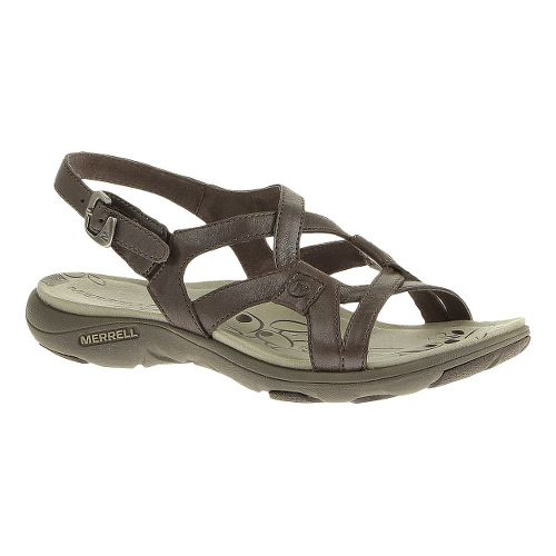 Womens Merrell Agave 2 Lavish Sandals Shoe - Bracken 10