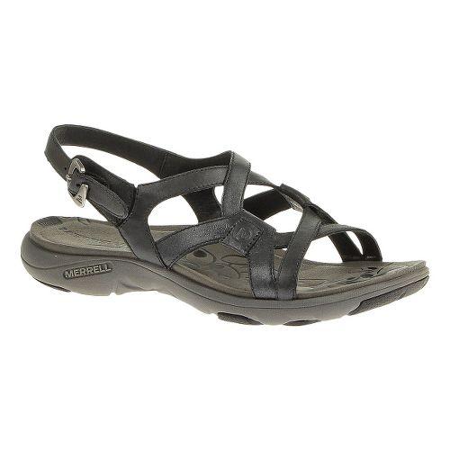 Womens Merrell Agave 2 Lavish Sandals Shoe - Midnight 8