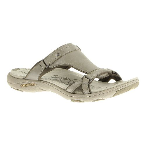Womens Merrell Glade 2 Lavish Sandals Shoe - Aluminum 11