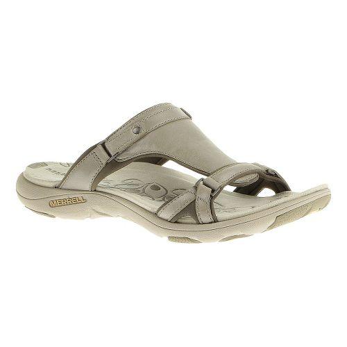Womens Merrell Glade 2 Lavish Sandals Shoe - Aluminum 5