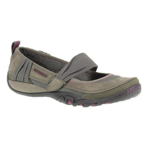 Womens Merrell Mimosa Fizz Mj Sandals Shoe - Merrell Stone 5.5
