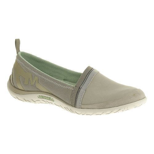 Womens Merrell Enlighten Awake Casual Shoe - Aluminum 10.5