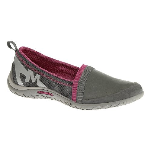 Womens Merrell Enlighten Awake Casual Shoe - Castlerock 7.5