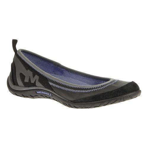 Womens Merrell Enlighten Vex Casual Shoe - Black 5