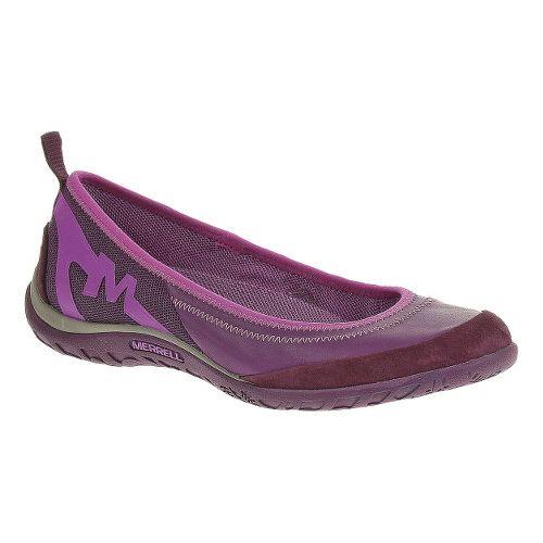 Womens Merrell Enlighten Vex Casual Shoe - Dark Purple 10.5