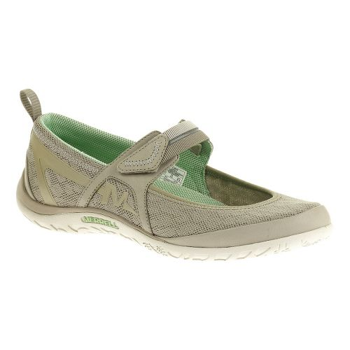 Womens Merrell Enlighten Eluma Breeze Casual Shoe - Aluminum 7