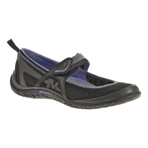 Womens Merrell Enlighten Eluma Breeze Casual Shoe - Black 5