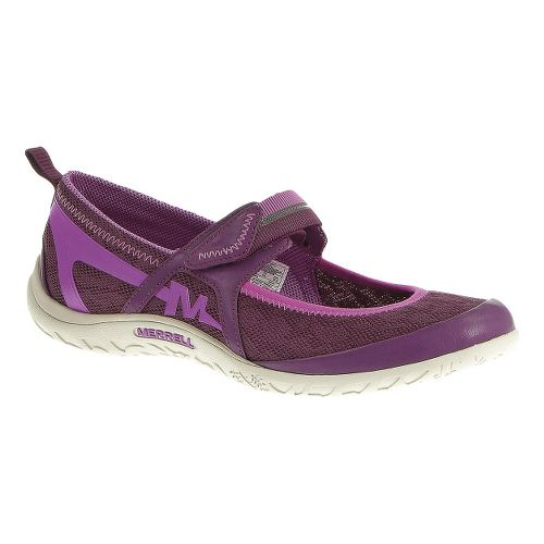 Womens Merrell Enlighten Eluma Breeze Casual Shoe - Dark Purple 7.5